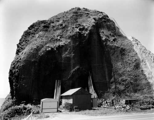Toshio SHIBATA - #0079 日本典型_北海道瀬棚郡 , 1988 , ゼラチン・シルバー・プリント