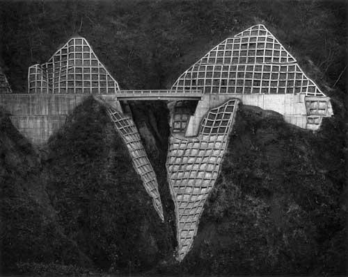 Toshio SHIBATA - #1719 , 神奈川県愛甲郡清川村 , 1996 ,ゼラチンシルバープリント