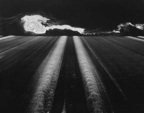 Toshio SHIBATA - #1875 MCA Chicago_Grand Coulee Dam, Douglas County, WA , 1996 , ゼラチン・シルバー・プリント