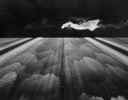 Toshio SHIBATA - #1878 MCA Chicago_Grand Coulee Dam, Douglas County, WA , 1996 , ゼラチン・シルバー・プリント