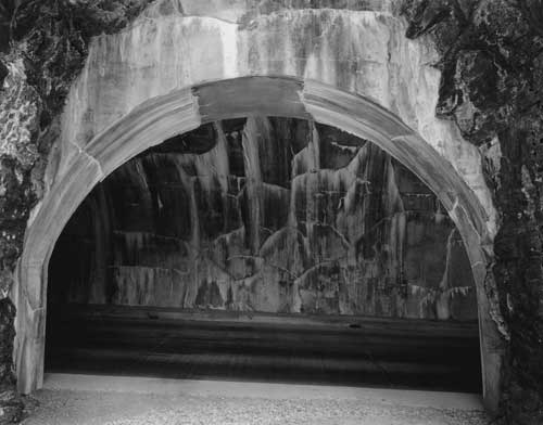 Toshio SHIBATA - #1898 MCA Chicago , Waterton Glacier National Park, MT , 1996 ,ゼラチン・シルバー・プリント