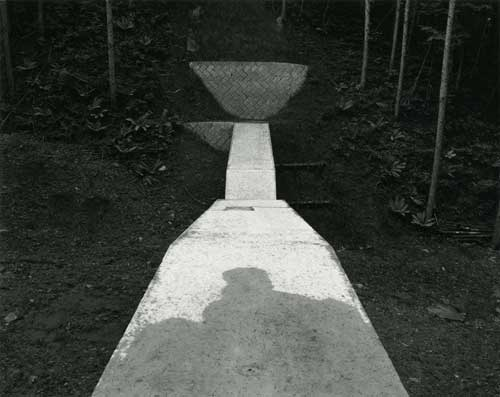 Toshio SHIBATA - #3606 堰堤 DAMS ,山梨県北巨摩郡須玉町, 2004 ,ゼラチン・シルバー・プリント