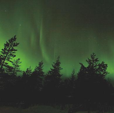 Eiji INA - 北への扉 ヘルシンキ [ Finland オーロラ ] , 2006