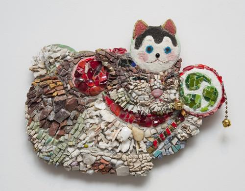 Kayo NISHINOMIYA - Grand Celebration , Cat releaf- Toy Drum -  , 2009