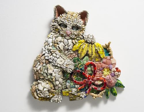 Kayo NISHINOMIYA - Grand Celebration , Cat releaf- three friends2 - , 2009