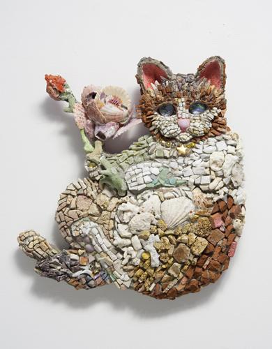 Kayo NISHINOMIYA - Grand Celebration , Cat releaf- noble,wealth - , 2009