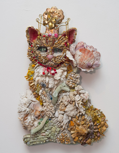 Kayo NISHINOMIYA - Grand Celebration , Cat releaf- butterfly wealth - , 2009