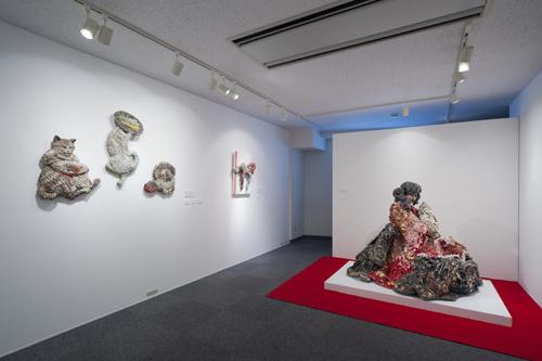Kayo NISHINOMIYA - Installation View -Grand Celebration 2009