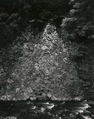 Toshio SHIBATA - #2046 , 福島県南会津郡桧枝岐村 , 1996 ,ゼラチンシルバープリント