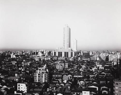 Eiji Ina - In Tokyo 1, Toshimaku Higashiikebukuro,1983