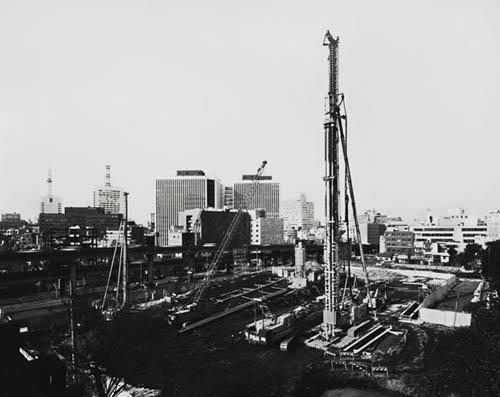 Eiji Ina - In Tokyo 6, Shinjukuku Nishishinjuku,1984