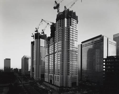 Eiji Ina - In Tokyo 8, Shinjukuku Nishishinjuku, 1990