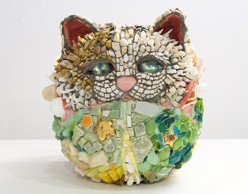 Kayo NISHINOMIYA - 大慶 -猫だるま・肆ノ姫-2009年