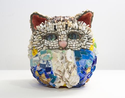 Kayo NISHINOMIYA  大慶 -猫だるま・陸ノ姫- , 2009