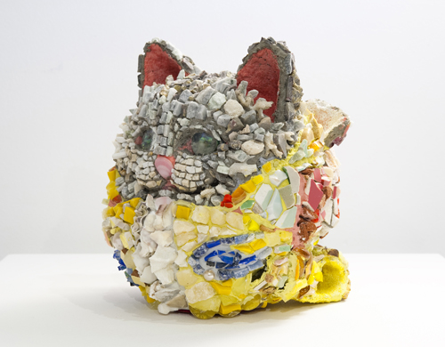 Kayo NISHINOMIYA - Grand Celebration , Dharma Cat  the 8th princess - gold fish - , 2009