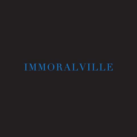齋藤芽生  IMMORALVILLE IV / 密愛村IV 2016  60×60cm