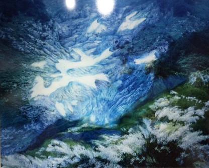 Tamaki SHINDO - Flyless butterfly, 2010, Type C Print