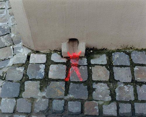 Yoko IKEDA - Bruges, Belgium 2013 Type C print
