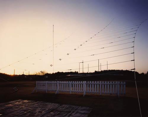 Eiji Ina - Zone 5, The U.S Naval Base in Misawa Japan, 1985