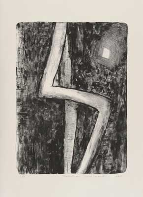 Toeko TATSUNO - 2011-P002   AIWIP-2  ed.1/40  2011  リトグラフlithograph on paper 58.5×43.0(76.0×65.5)cm