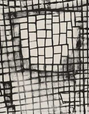 Toeko TATSUNO - 2011-P003   AIWIP-3  ed.1/32  2011  リトグラフlithograph on paper 66.0×52.0(66.0×52.0)cm