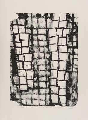 Toeko TATSUNO - 2011-P006   AIWIP-6  ed.1/30  2011  リトグラフlithograph on paper 58.5×42.5(76.5×56.5)cm