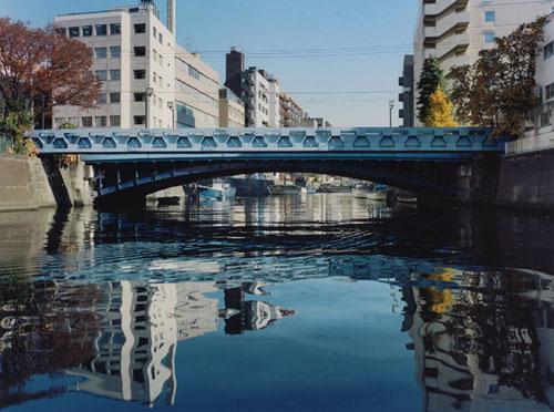 Masataka NAKANO - TOKYO FLOAT,38 Saemonbashi,Nihonbashigawa,Chuo-ku Dec.2005