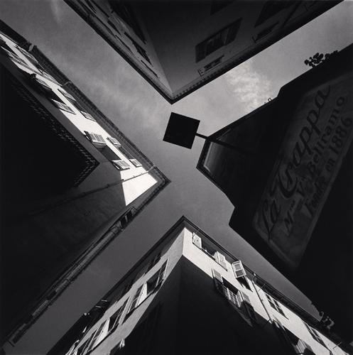 Michael Kenna - La Trappa, Vieille, Nice, France, 1996