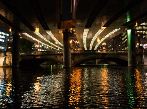 Masataka NAKANO - TOKYO FLOAT,98 Nihonbashi,Nihonbashigawa,Chuo-ku Oct.2007