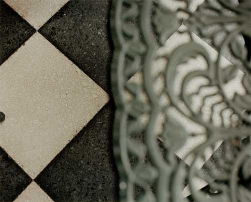 Yoko IKEDA - #977-04 Checker 東京都港区 2012年 11x14インチ タイプCプリント