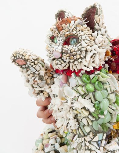 Kayo NISHINOMIYA - Grand Celebration , Fortune beckoning catt,2008