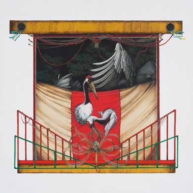 Meo SAITO - 晒野団地入居案内,愛の吉兆,2009