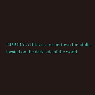 密愛村は大人のための保養地。それはこの世のダークサイドにある。