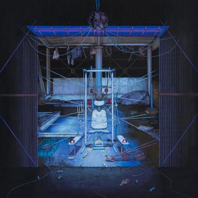 Meo SAITO - IMMORALVILLE Ⅰ , Violet Discipline Room , 2009