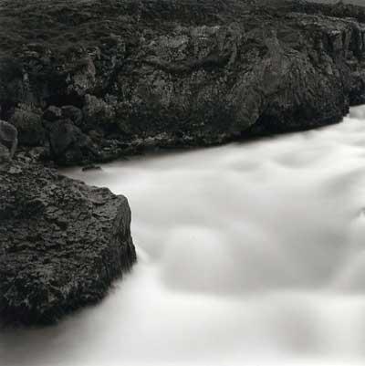 Shimpei SHIMOKAWA - White Silence 003(白き沈黙003) 2012年 8x10インチ ゼラチンシルバー・プリント