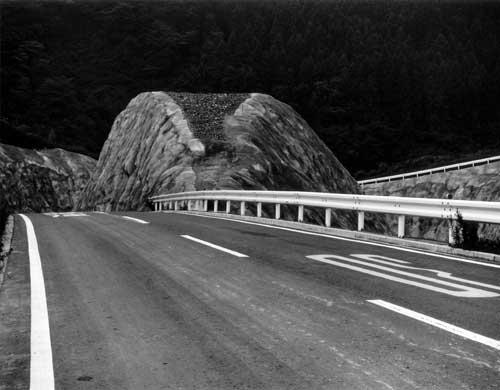 柴田敏雄 - B&W,#0003 Kiyokawa Village, Kanagawa Prefecture,1983