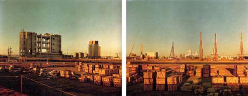 Masataka NAKANO - TOKYO NOBODY, Aomo Koto-ku Jan, 1994