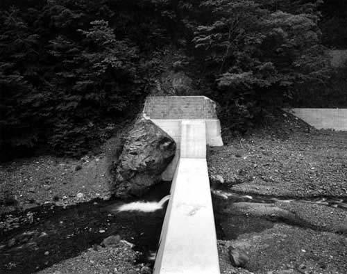 Toshio SHIBATA - #0013 Kuriyama Village, Shiotani County, Tochigi Prefecture , 1988 , Gelatin silverprint