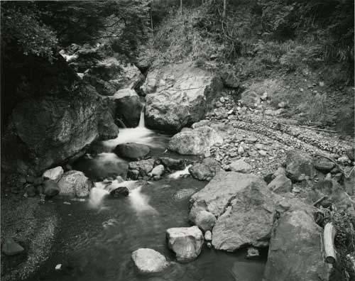 Toshio SHIBATA - #0058 Shizuoka City, Shizuoka Prefecture , 1988 , Gelatin silverprint