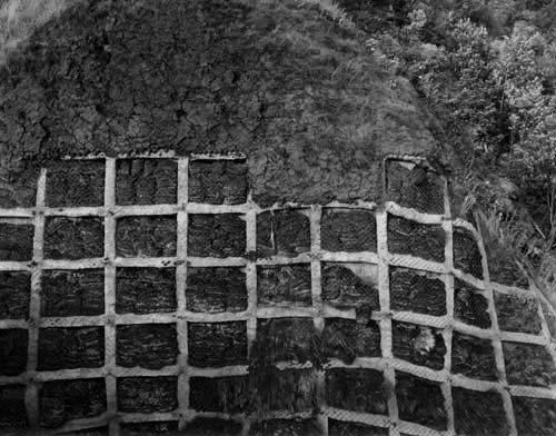 Toshio SHIBATA - #0127 Onobunai, Teshio County, Hokkaido , 1988 , Gelatin silverprint
