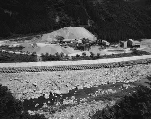 Toshio SHIBATA - #0202 Azuma Village, Seta County, Gunma Prefecture , 1989 , Gelatin silverprint