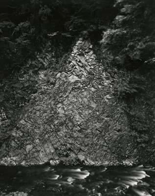 Toshio SHIBATA - #2046 , Hinoemata Village, Minamiaizu County, Fukushima Prefecture , 1996 ,Gelatin silverprint