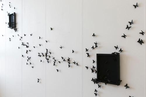 Aya MORITA - Installation View(detail): Graduation Works Exhibition at Tokyo University of the Arts (MFA) 2017