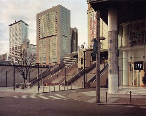 Masataka NAKANO - TOKYO NOBODY, Shinjuku Shinjuku-ku Jan, 2000