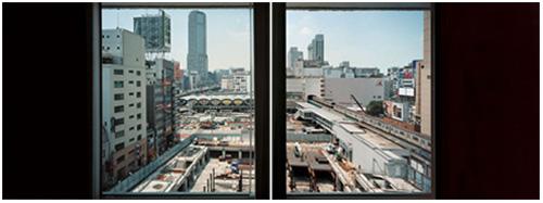 Masataka NAKANO - TOKYO WINDOWS, file055 24 May '04 Shibuya Shibuya-ku