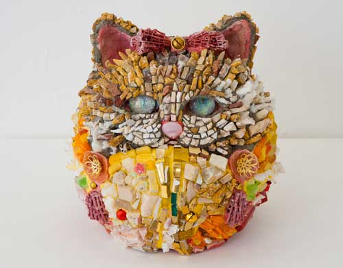 Kayo NISHINOMIYA - Grand Celebration , Dharma Cat  the third princess , 2009