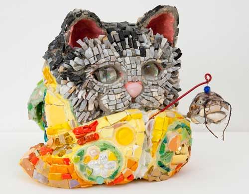Kayo NISHINOMIYA - Grand Celebration , Princess of Dharma Cat - great luck - , 2010