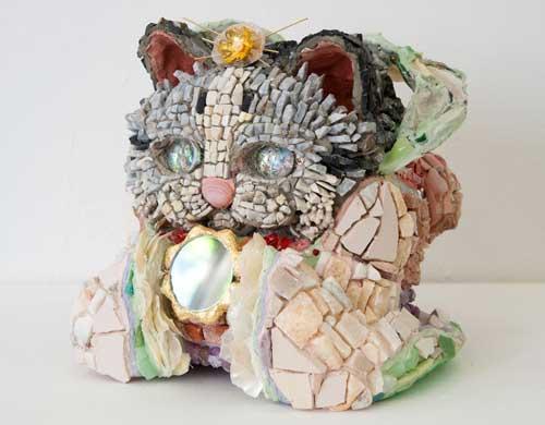 Kayo NISHINOMIYA - Grand Celebration , Ancient Princess of Dharma Cat , 2010