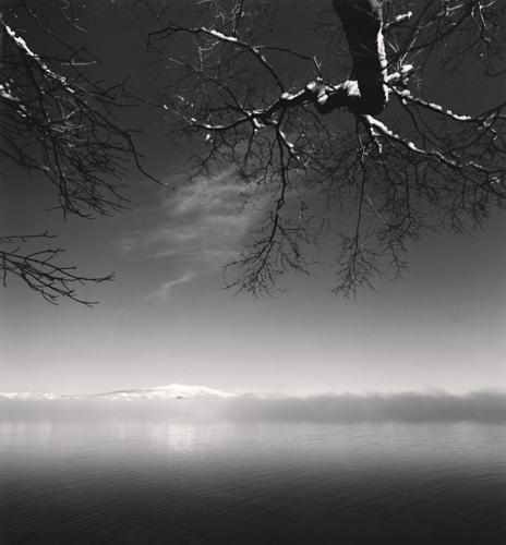 Michael Kenna - Kussharo Lake, Study 6, Hokkaido, Japan. 2004