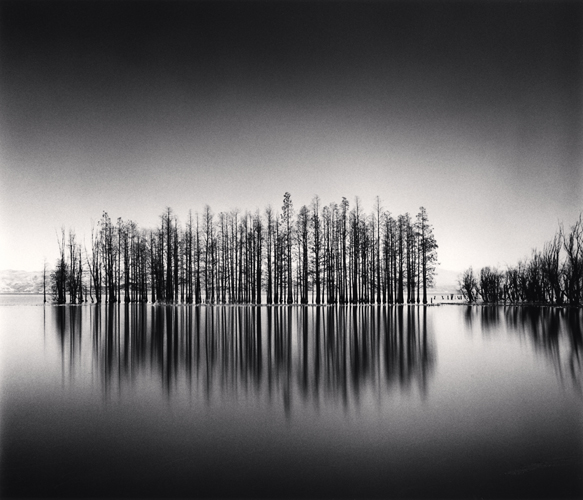 Michael Kenna - Erhai Lake, Study 1, Dali, Yunnan, China. 2013